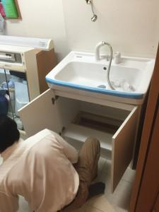 洗面取替 (3)