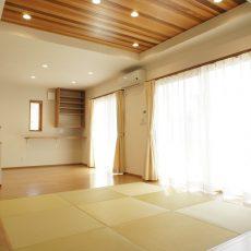 大垣市/地中熱と床暖房の家