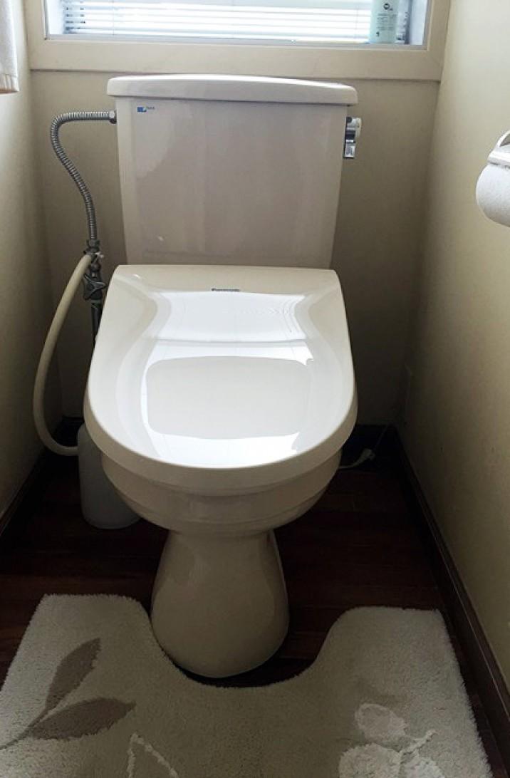 トイレとキッチン水栓をリフォーム