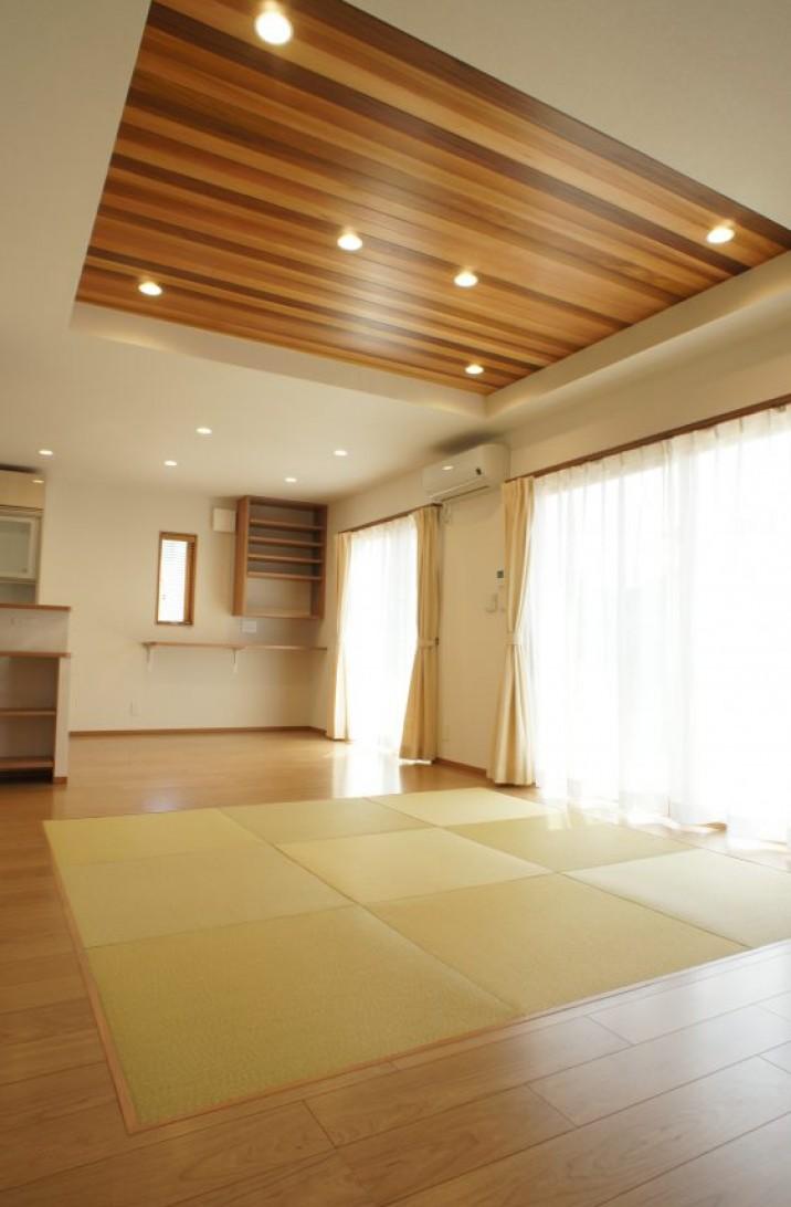 地下水利用、地中熱と床暖房の家