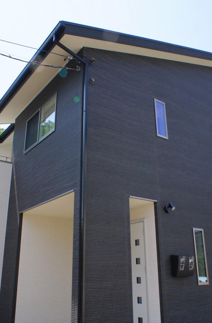 桜見の家 リビングの空間にこだわった、地下水利用の地中熱住宅